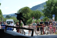Competencia de Skate Board para jóvenes - Organizado por Skate Express