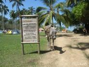 Bienvenidos al Parque Tayrona