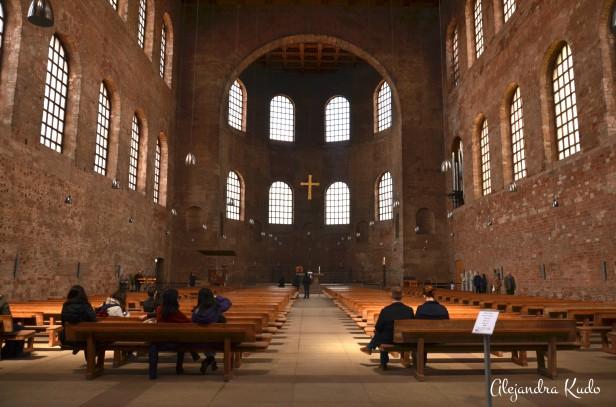 Basílica de Constantino - Konstantinsbasilika